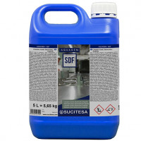 Detergente Desinfectante Aquagen SDF 5Kg