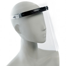 Viseira de Proteção Facial Reutilizável Cores Sortidas Un.