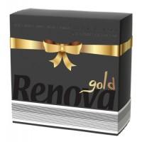 Guardanapo 40x40 Renova Gold Preto