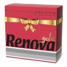 Guardanapo 40x40 Renova Gold Vermelho