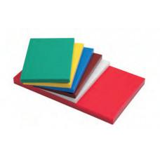 Tabua p/ Corte 500x300x20 Vermelha