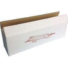 Caixa Cartão p/Leitão 80,5X18,5X23 Un.