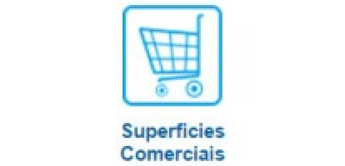 Superficies Comerciais